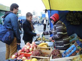 Столичные власти избавляются от сельскохозяйственных рынков