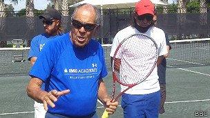 Ник Боллетьери — легенда тенниса