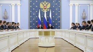 Кабмин утвердил схемы территориального планирования субъектов России