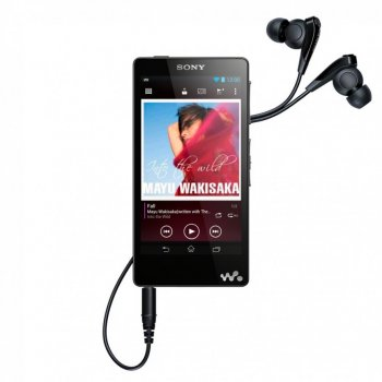 Стильный Android-преер Sony Walkman F886 уже в России
