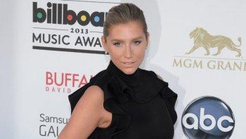 Поп-звезда Kesha легла в больницу из-за проблем с питанием