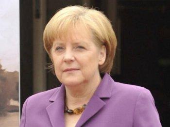Ангела Меркель травмировалась во время катания на лыжах