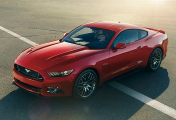 ����� Mustang ������ ����� ������� Ford � ������